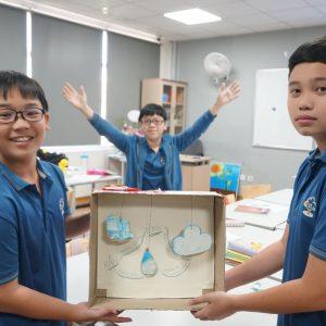 Lớp học kết hợp – Dự án Giáo viên sáng tạo Witeach 2020